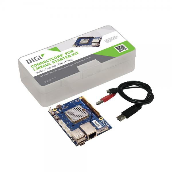 Digi ConnectCore 6UL Starter Development Kit