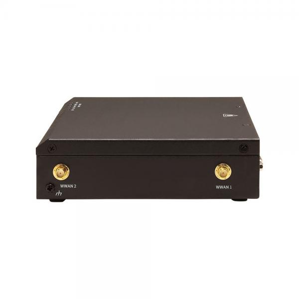 Digi TransPort LR54 router M2M LTE-A, Dual SIM, 4x Ethernet, 1x RS-232, 2x anteny