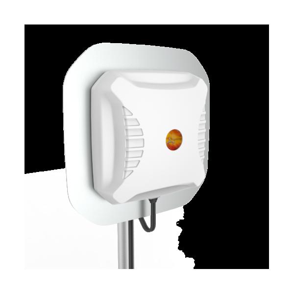 Antena kierunkowa LTE/Wi-Fi, 450-2170MHz, 8dBi (PN A-XPOL-0016)