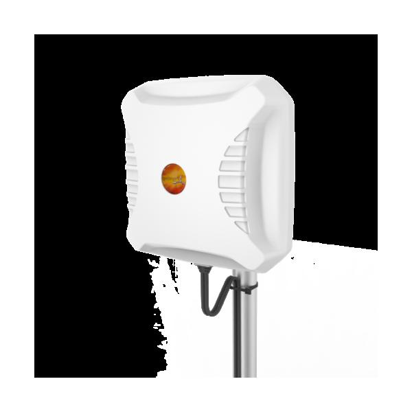 Antena kierunkowa LTE/Wi-Fi, 698-2700MHz, 9dBi (PN A-XPOL-0002-V2)
