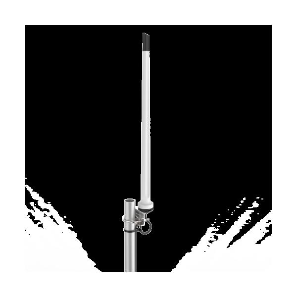 Antena dookólna LTE, 698-2700MHz, 6dBi (A-OMNI-0121-V3)