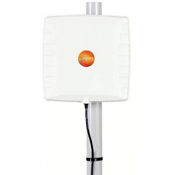 Antena RFID UHF, polaryzacja kołowa, 860-960MHz, 8.75dBi, złącze N-Type (PATCH-25)