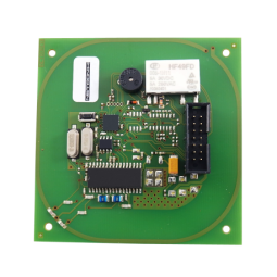 Moduł RFID, 13.56MHz, MIFARE, RS232, przekaźnik, buzzer