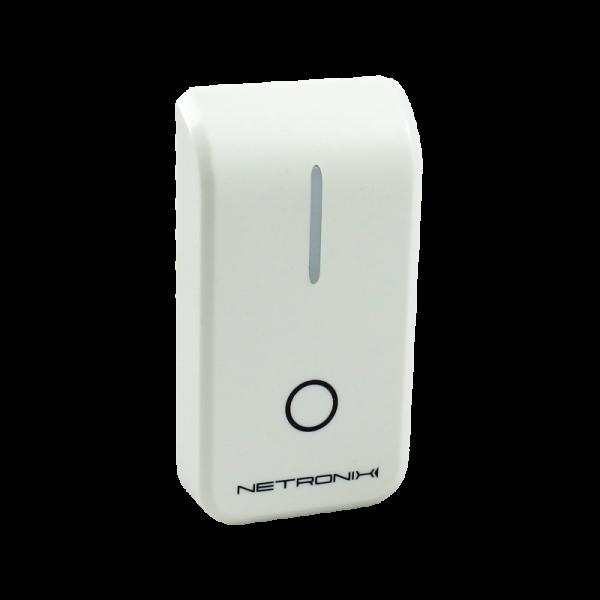 Czytnik RFID, 13.56MHz, MIFARE, ICODE SLI, RS232, RS485, 1-Wire, CAN, naścienny, szary