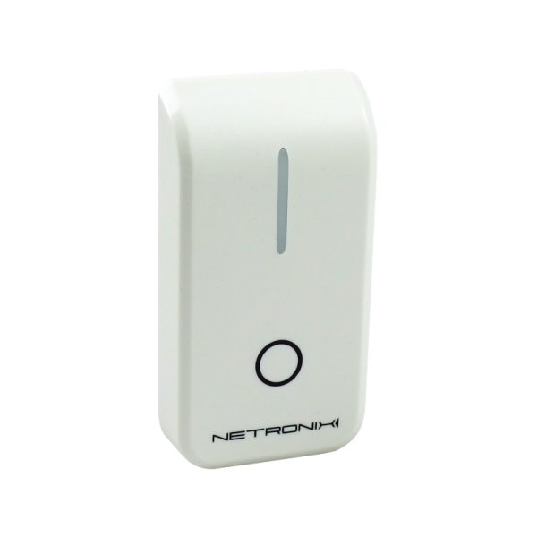 Czytnik RFID, 125kHz, UNIQUE, HID, HITAG, Q5, RS232, RS485, 1-Wire, naścienny, szary