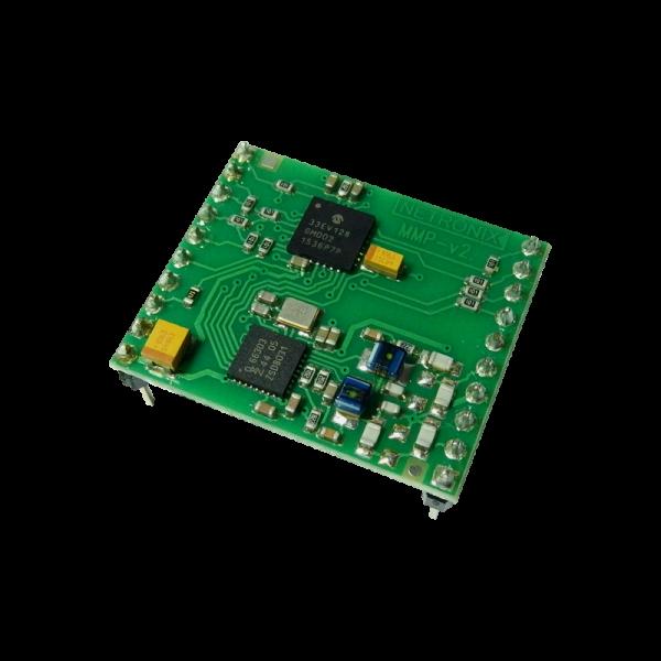 Moduł RFID, 13.56MHz, MIFARE Plus, Ultralight C, DESFire, ICODE SLI, RS232TTL, THT