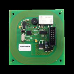 Moduł RFID, 125kHz, UNIQUE, HID, HITAG, Q5, RS232TTL, SPI, I2C, 1-Wire, przekaźnik, buzzer