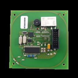 Moduł RFID, 13.56MHz, MIFARE, RS232, przekaźnik, buzzer, pamięć zdarzeń