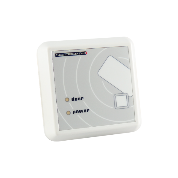 Czytnik RFID, 125kHz, UNIQUE, HID, HITAG, Q5, RS485, przekaźnik, naścienny