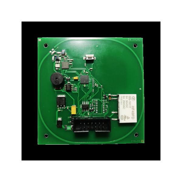 Moduł RFID, 13.56MHz, MIFARE, ICODE SLI, iCLASS, RS232TTL/PC/485, WIE, 1-Wire, SPI, I2C