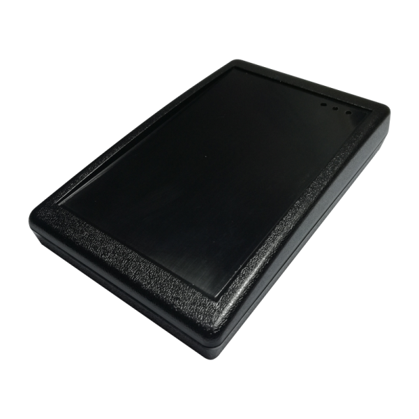 Czytnik RFID, 125kHz, UNIQUE, HID, HITAG, Q5, USB, czarny