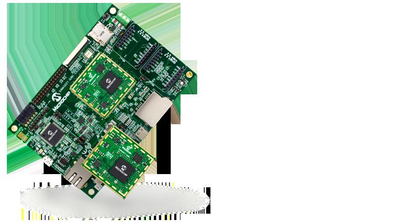 System on Module firmy Microchip
