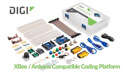 XBee/Arduino Compatible Coding Platform firmy Digi International